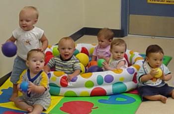 Детский развивающий центр для ребенка