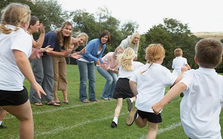 Детский спорт и развитие под влиянием